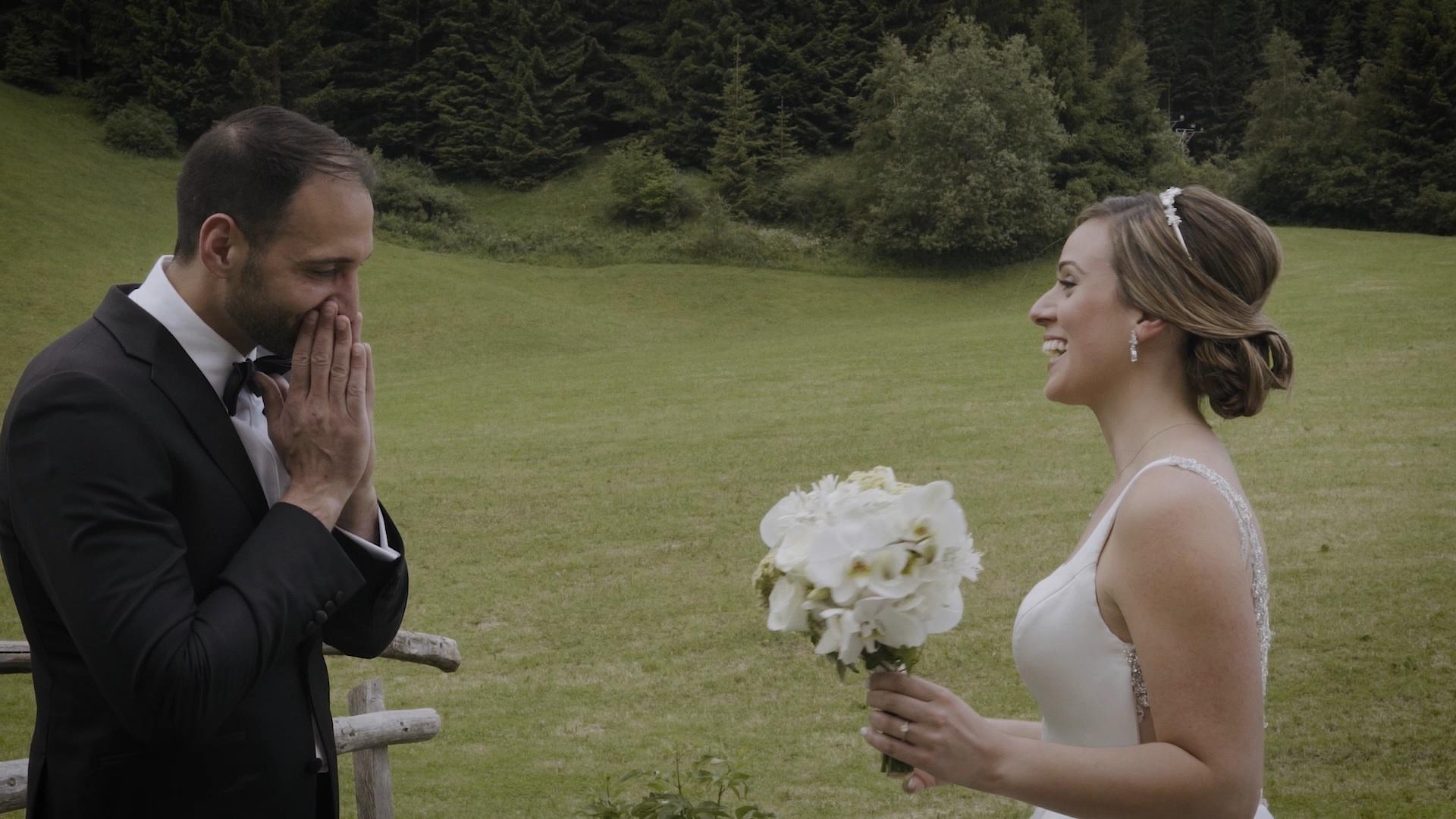 Matrimonio Dolomiti WAVE