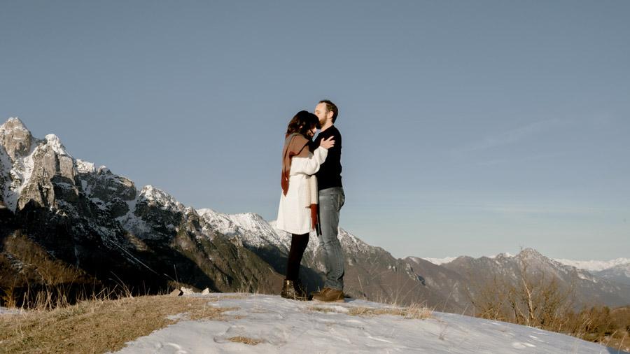 WAVE Shooting Dolomites Italy