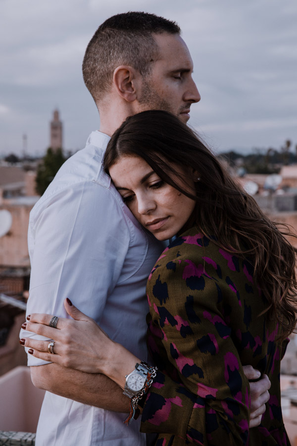 WAVE Elopement in Marrakech